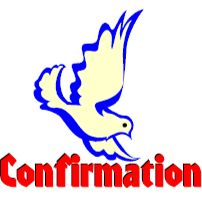 confirmation images clipart free #4
