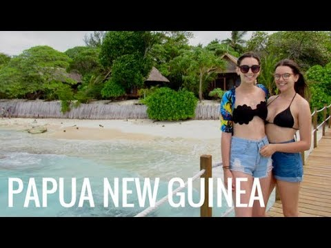PNG with P&O Cruises: Alotau, Rabaul, Kiriwina, Conflict Islands.