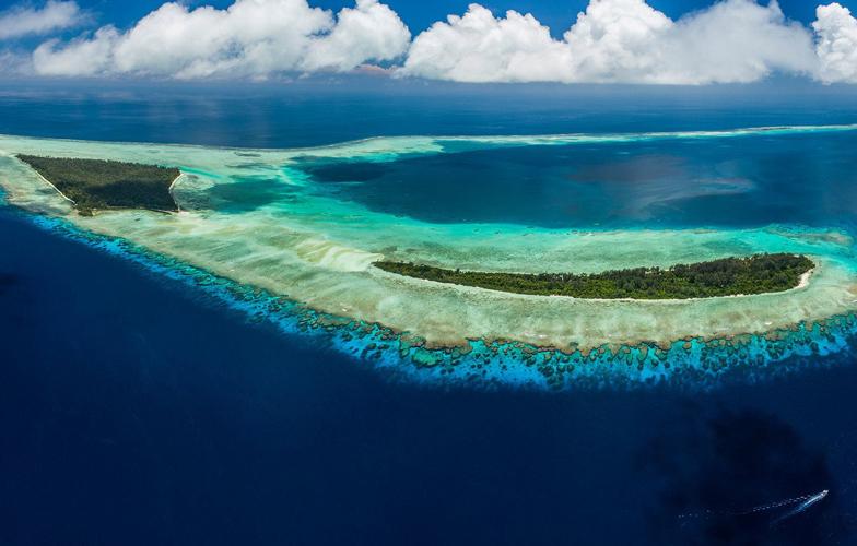 Conflict Islands.