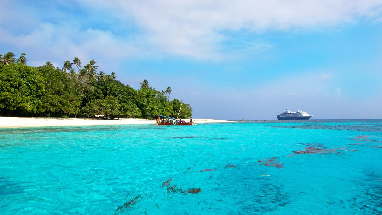 Cruise with P&O to the Papua New Guinea and the Conflict Islands.