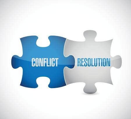 393 Conflict Resolution Stock Vector Illustration And Royalty Free.