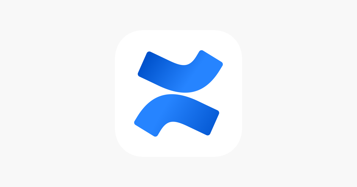 Confluence Server im App Store.