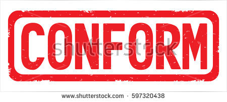 Conform Stock Images, Royalty.