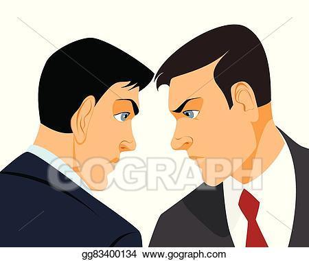 Confrontation clipart 4 » Clipart Portal.