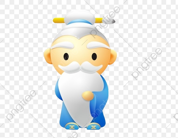 Cartoon Elderly, Cartoon Clipart, Teacher, Confucius PNG Transparent.