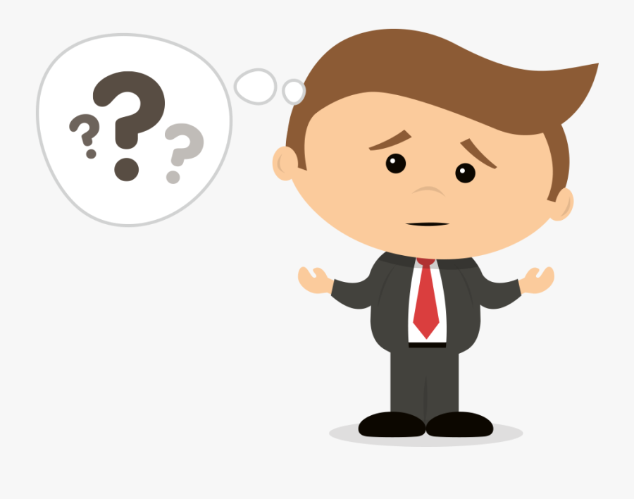 Confused Png , Free Transparent Clipart.