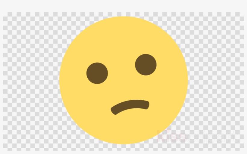Confused Emoji Facebook Clipart Emoji Smiley Emoticon.