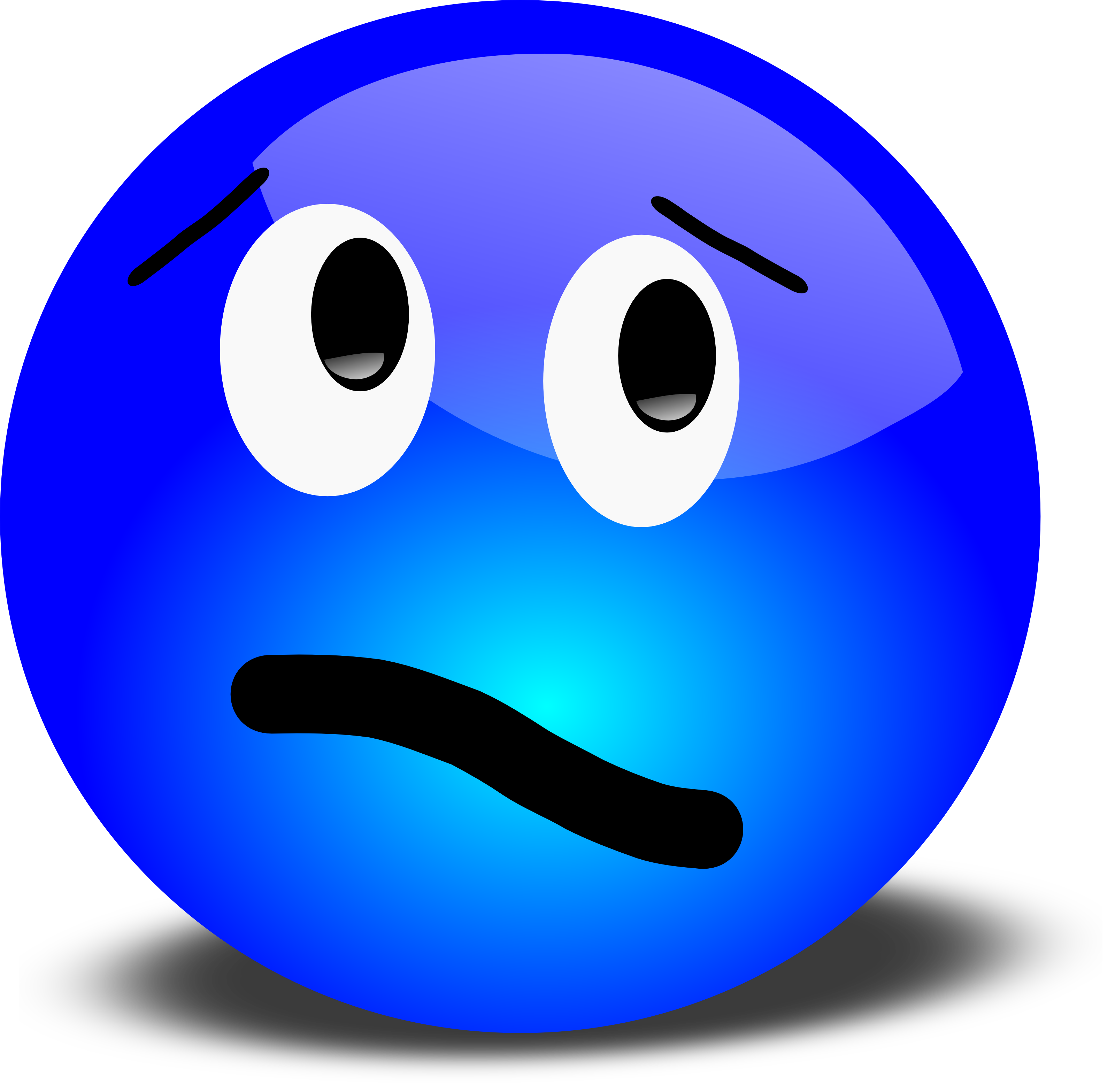Confused Face Emoticon Facebook Images & Pictures Becuo.