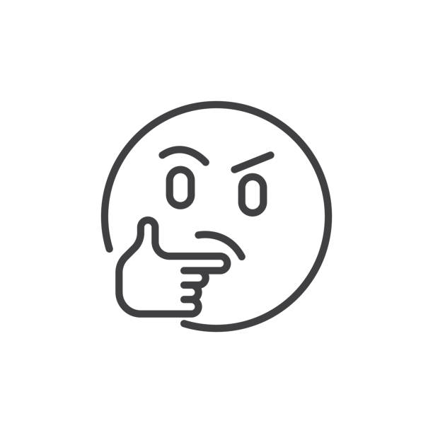 Best Confused Face Illustrations, Royalty.