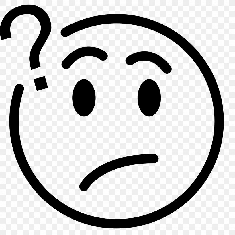 Emoticon Download, PNG, 1600x1600px, Emoticon, Black And.