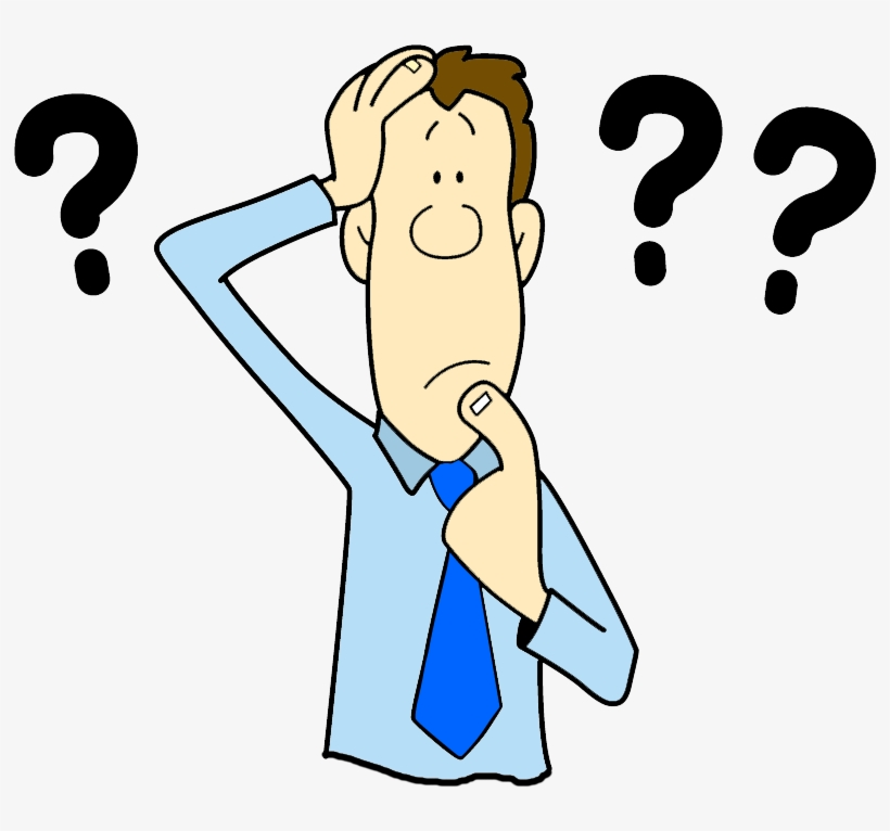 Confused Png PNG Images.