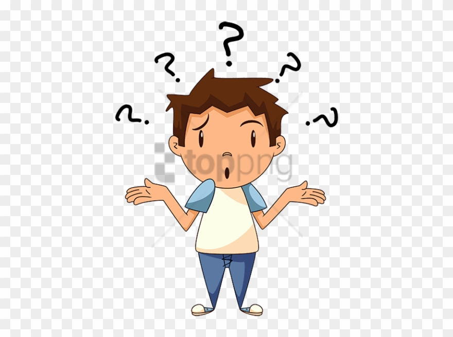 Free Png Confused Kid Png Png Images Transparent.