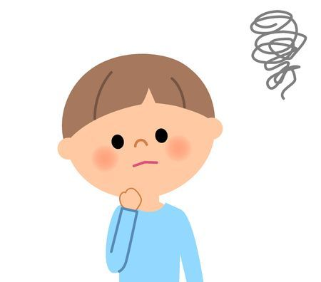 Confused kid clipart 3 » Clipart Portal.