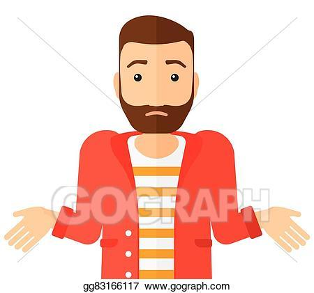 Confused man clipart 2 » Clipart Portal.