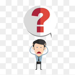 Confused Png, Vector, PSD, and Clipart With Transparent Background.