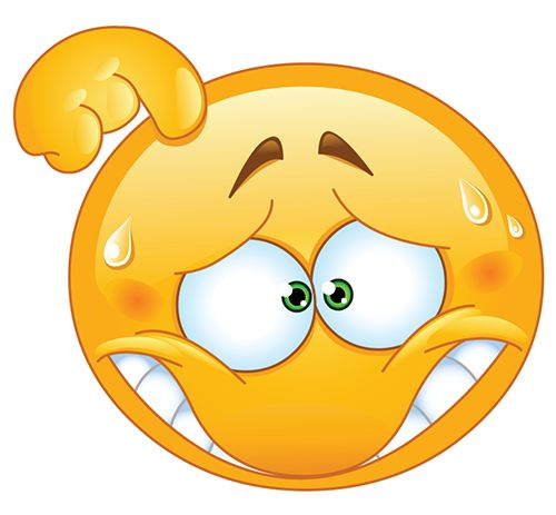 Confused emoticon confused emoji man smiley icon clip art.