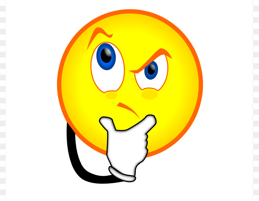 Confused smiley clipart 4 » Clipart Station.