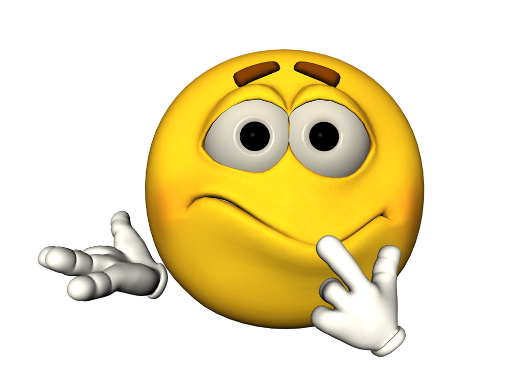 Free Confused Smiley, Download Free Clip Art, Free Clip Art on.