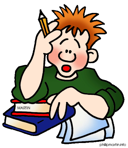 Confused student clipart 7 » Clipart Station.