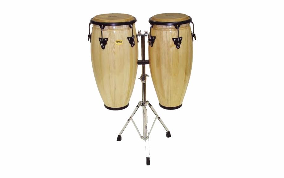 Mano Percussion Mp1601na Selected Wood Conga Set.