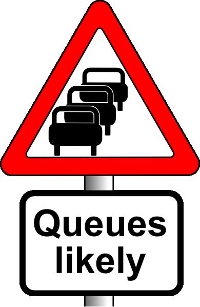 Congestion 20clipart.