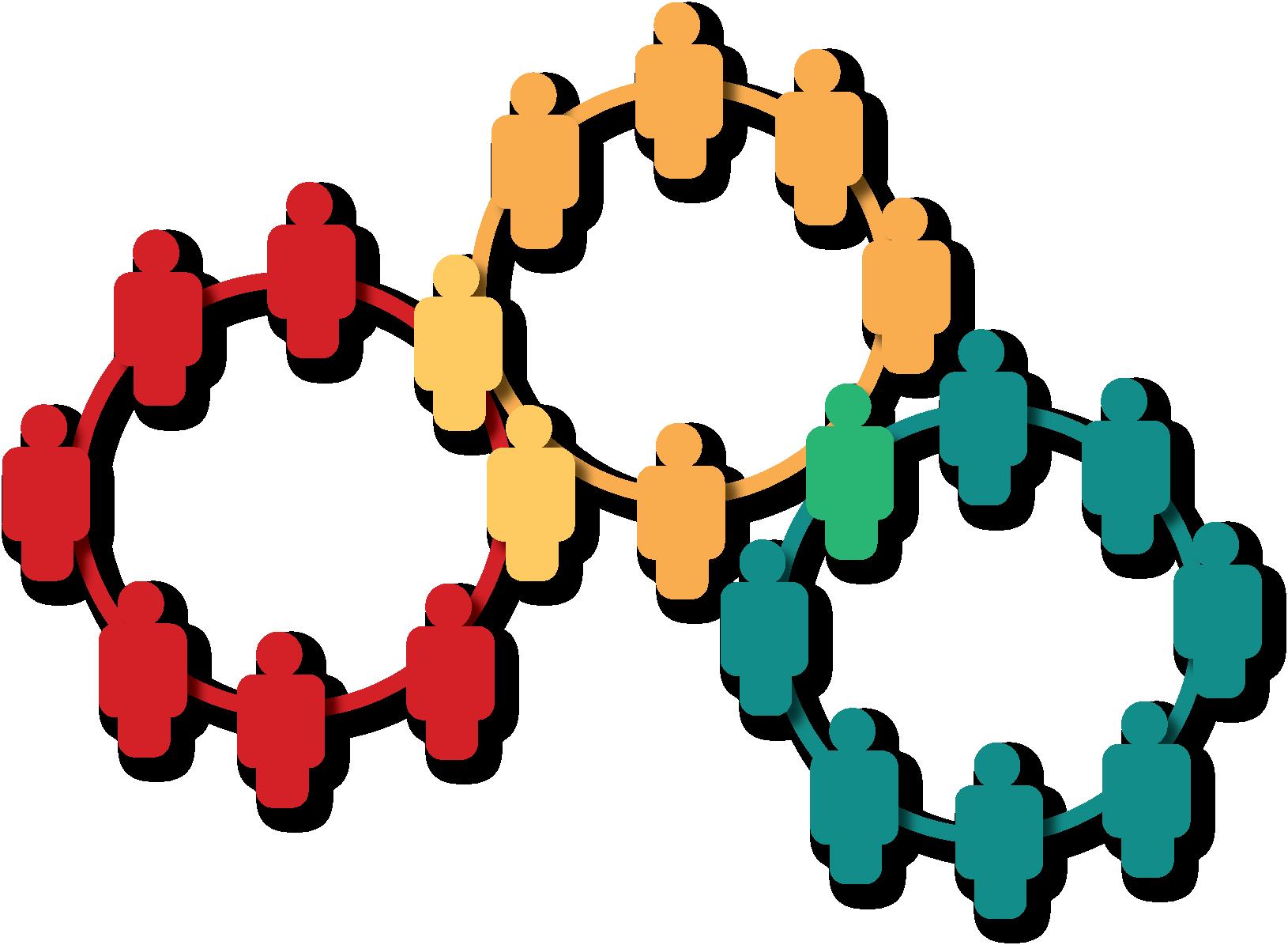 Human clipart congregation, Human congregation Transparent.