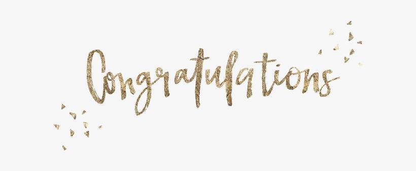 Congrats Congratulations Clipart No Background Transparent PNG Cool.