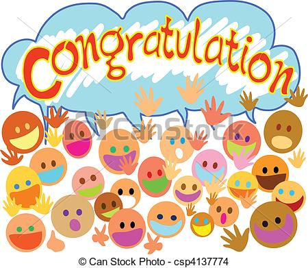 Congrats clipart animated.