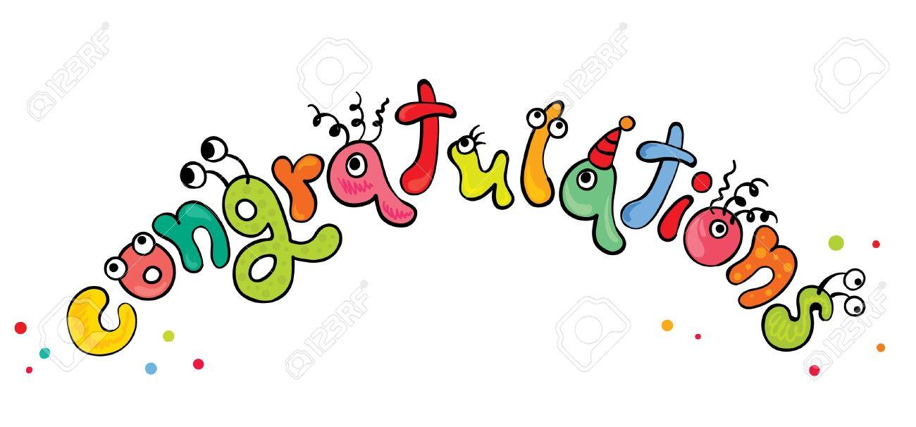 Congratulation clipart images 6 » Clipart Station.