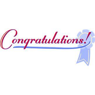 Congratulations Baby Clipart.