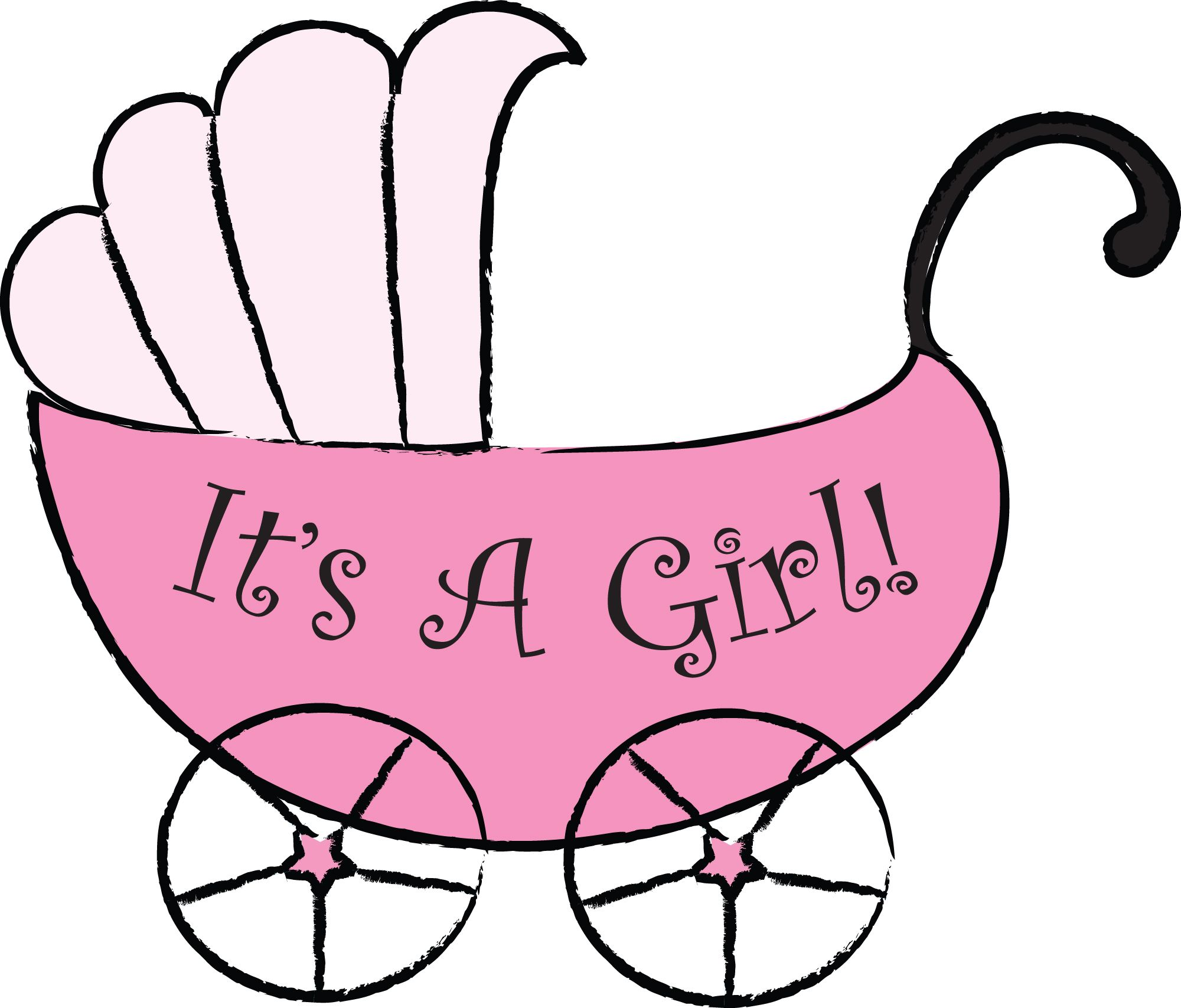 Its a Girl! . MaybeWe Will See.