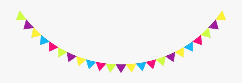 Transparent Streamer Png Clip Art Image.