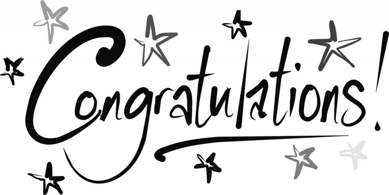 Congratulations clipart images 7 » Clipart Station.