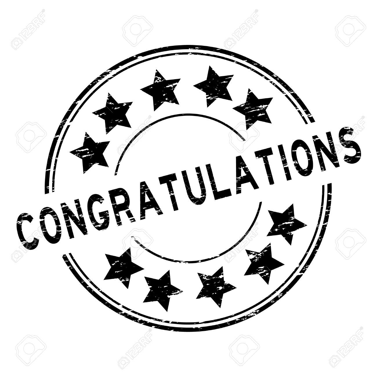 Congratulations clipart black and white 3 » Clipart Portal.