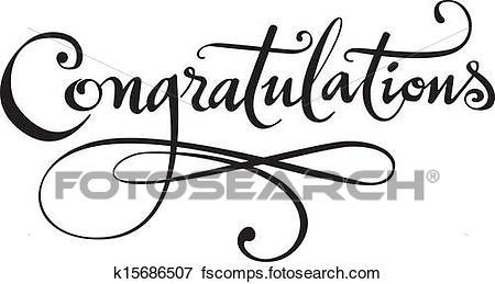 Wedding Congratulations Clipart.
