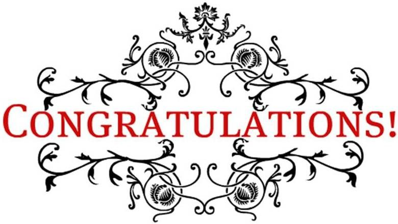 Congratulations animated clip art clipart 2.