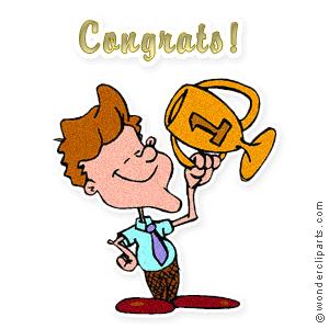 Clip Art Congratulations & Clip Art Congratulations Clip Art.