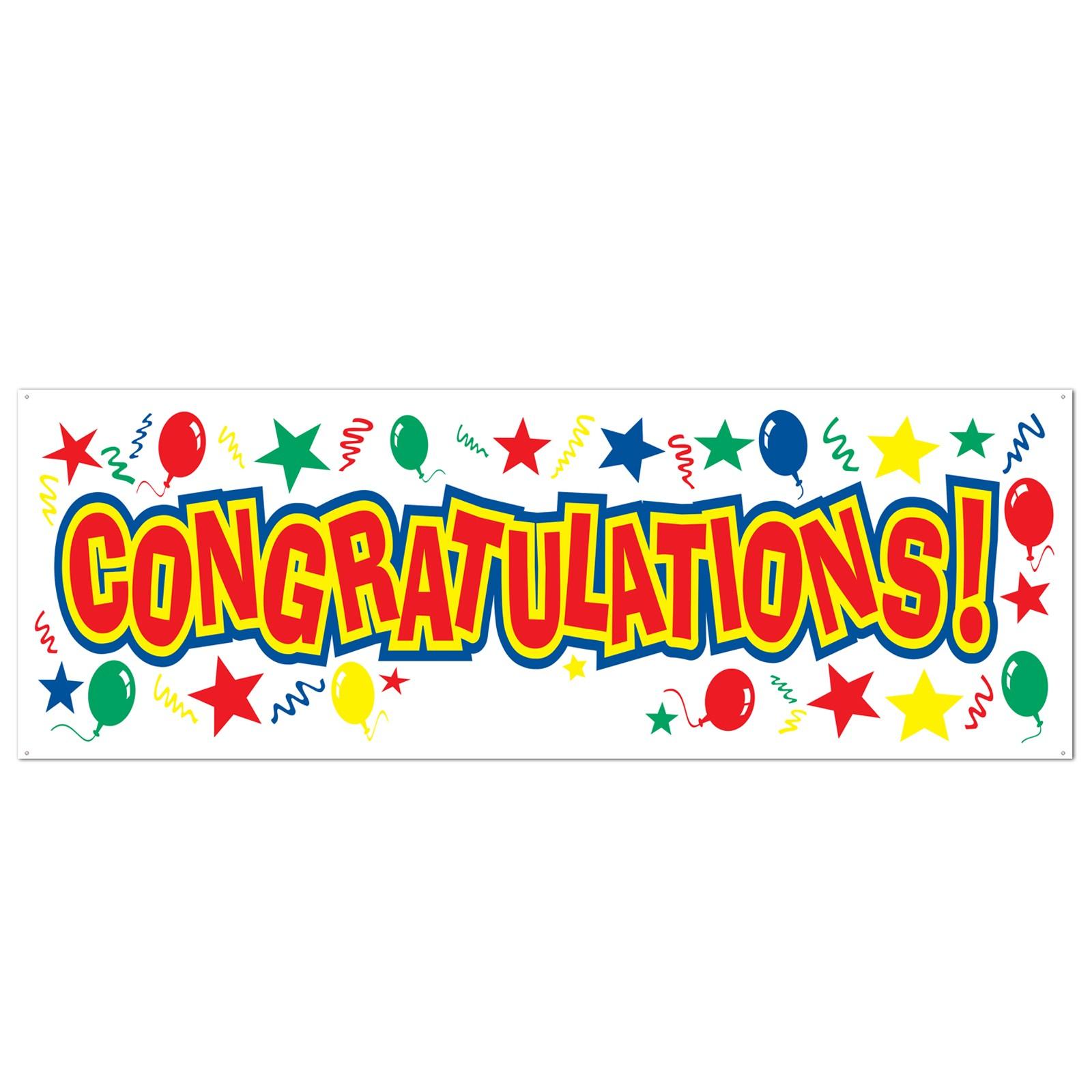 Clip art congratulations promotion.