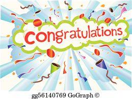 Congratulations Clip Art.