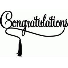 Graduation Congrats Cliparts.