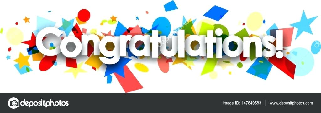 Clipart Congratulations Graduation With Text In Watercolors Graduate.