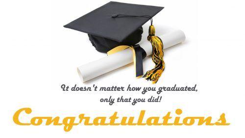 Congratulation Images Free for Graduation.