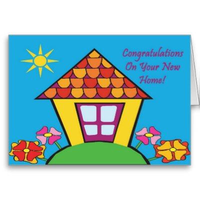 congratulations new home clip art.