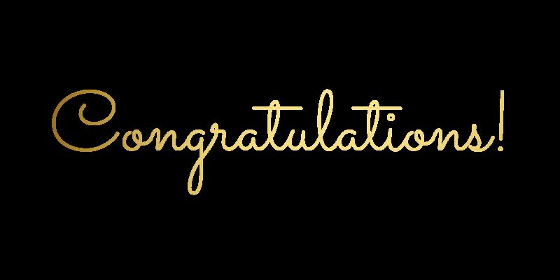 Congratulations Png Images. Congrats Mar #49621.