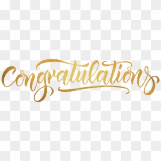 Free Congratulations Images PNG Images.