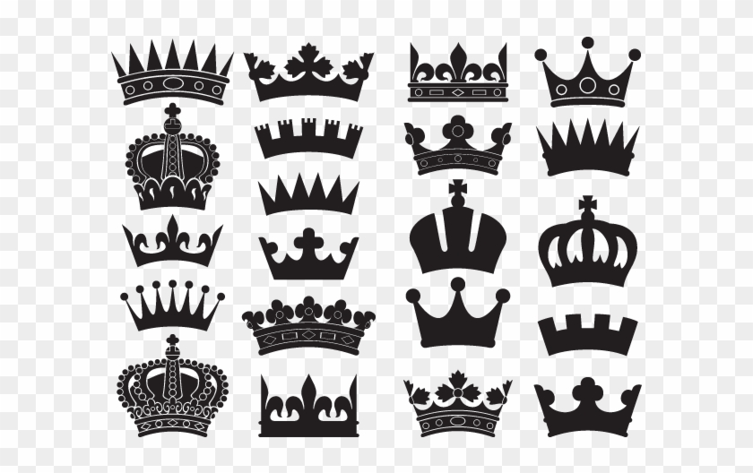 Banner Library Stock Congratulations Vector Crown.