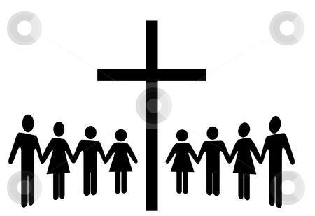 Congregation prayer images clipart.