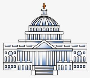 Capitol Building PNG, Transparent Capitol Building PNG Image.