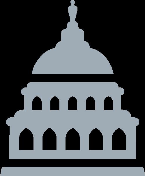 Congress Clipart Dome Capitol Building.