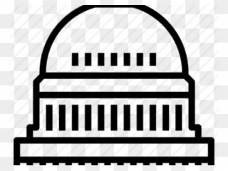 Dome Clipart Us Congress.